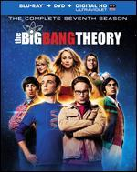 Big Bang Theory: The Complete Seventh Season [5 Discs] [UltraViolet] [Blu-ray]