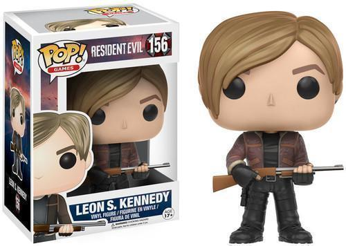 Funko Pop!: Resident Evil Leon Kennedy, , small