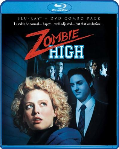 Zombie High [Blu-ray] [2 Discs], , small