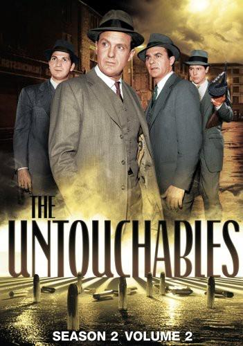 Untouchables: Season 2, Vol. 2 [4 Discs]