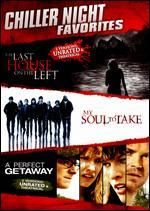 Last House on the Left/My Soul to Take/A Perfect Getaway [3 Discs]