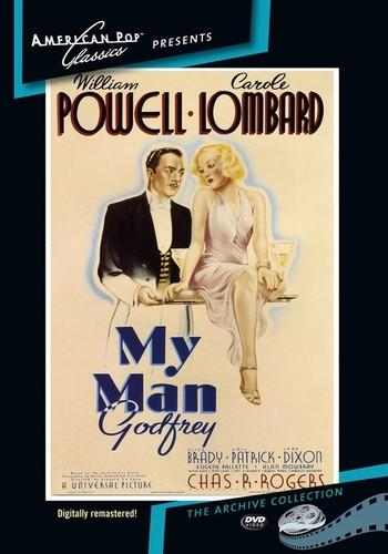 My Man Godfrey, , small