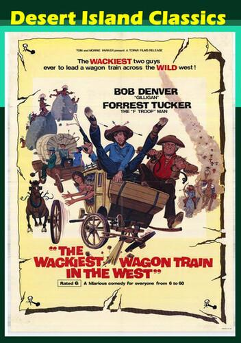 Wackiest Wagon Train in the West, , small