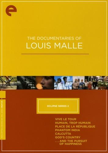Documentaries of Louis Malle [6 Discs] [Criterion Collection]