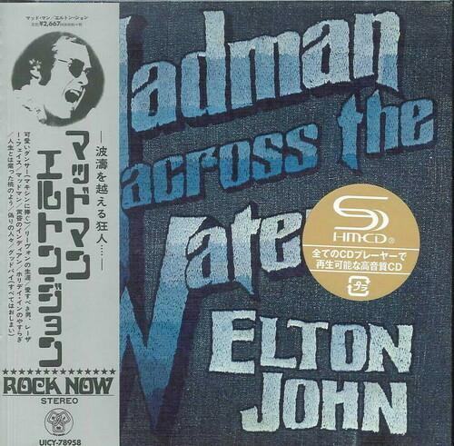 Elton John - MADMAN ACROSS THE WATER (SHM-CD)