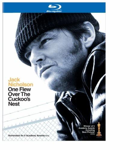 One Flew Over the Cuckoo's Nest [Blu-ray], , small