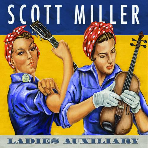 Scott Miller - Ladies Auxiliary, , small
