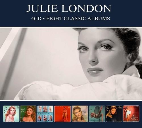Julie London - 8 Classic Albums