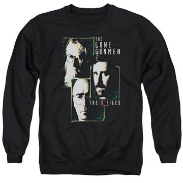 X Files Lone Gunmen Sweatshirt