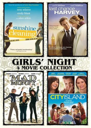 Girls' Night 4 Movie Collection [4 Discs]