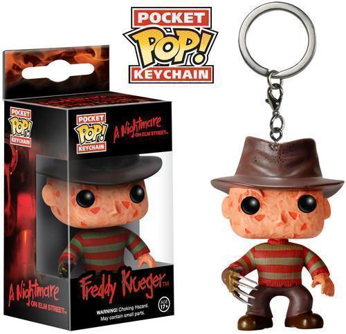 Funko Pop! Keychain: Horror Freddy Kruger