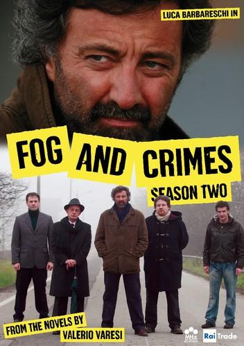 Fog and Crimes: Season Two [3 Discs]