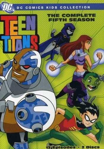 Teen Titans: The Complete Fifth Season [2 Discs]