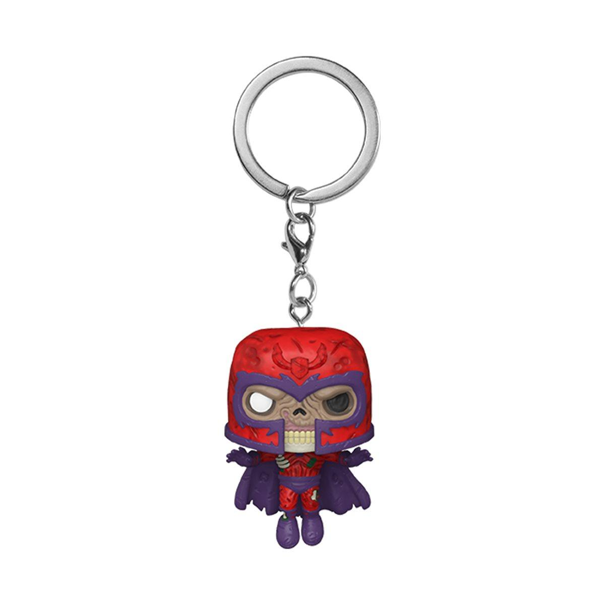 Funko Pocket Pop! Keychain: X-Men - Zombie Magneto