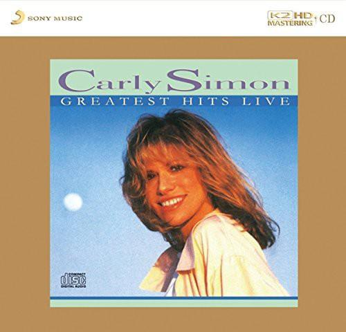 Carly Simon - Greatest Hits Live