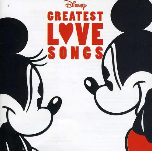 Disney Greatest Love Songs (Asia), , small
