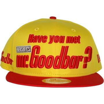 Hersheys Mr Goodbar Slogan Hat