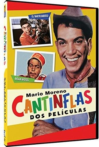 Cantinflas Dos Peliculas: The Barrendero - Gran Hotel, , small