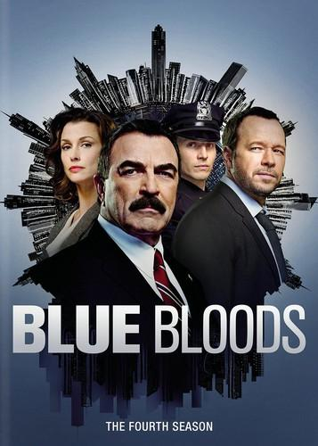Blue Bloods: The Fourth Season [6 Discs]