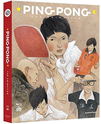 Ping Pong: Complete Series [4 Discs] [Blu-ray]