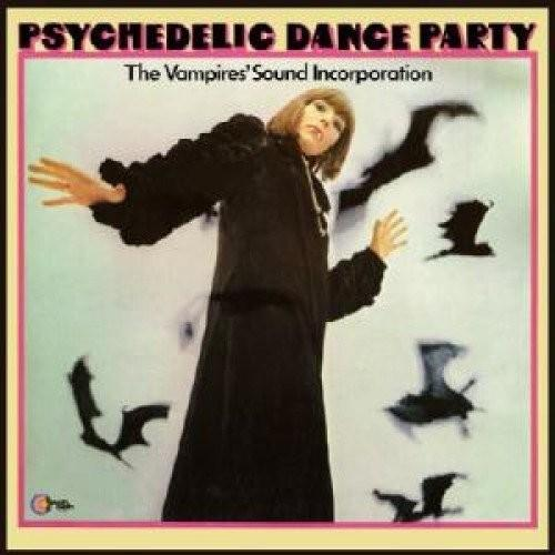 Psychedelic Dance Party (W/Book) (Ita)