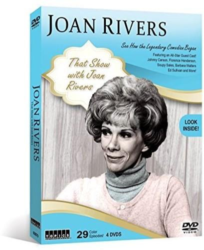 Joan Rivers: That Show with Joan Rivers [4 Discs]
