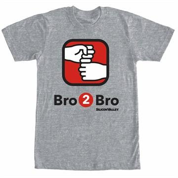 Silicon Valley Bro 2 Bro T-Shirt