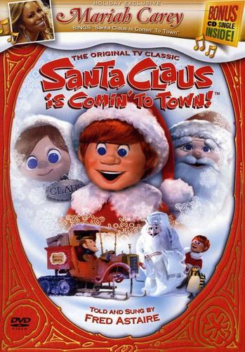 Santa Claus Is Comin' to Town!, , small