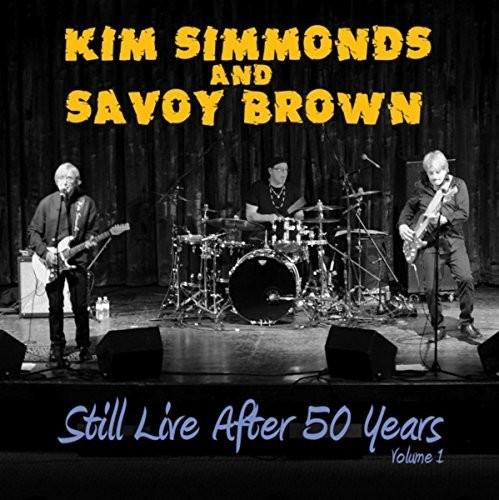 Kim Simmonds - Still Live After 50 Years 1