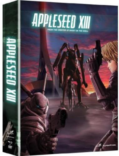 Appleseed XIII: The Complete Series [Limited Edition] [4 Discs] [Blu-ray/DVD]