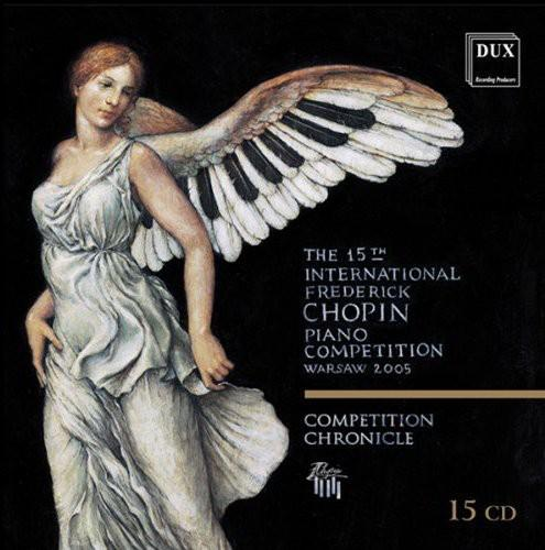 Andrea Immer - 15th International Frederic Chopin Piano Competition