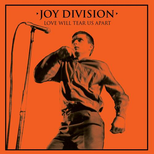 "Joy Division - Love Will Tear Us Apart 12"" Single in a Gatefold Jacket - Halloween Edition"