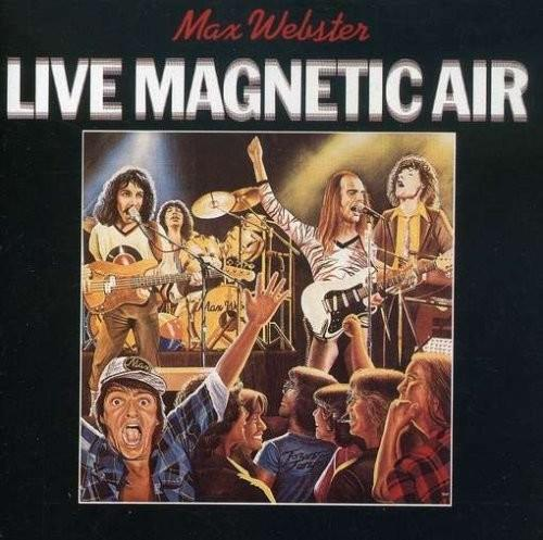 Live Magnetic Air (Can)