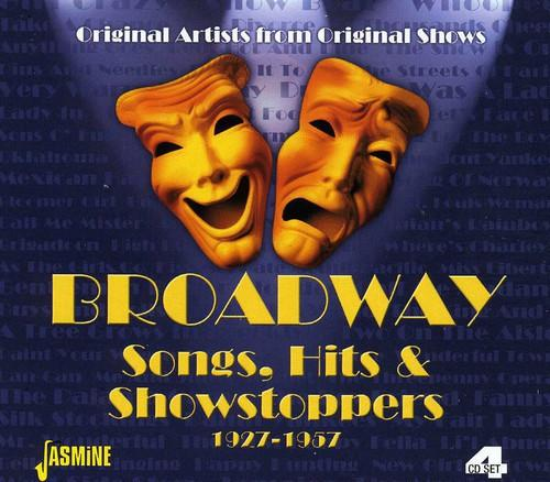 Various Artists - Broadway Songs, Hits and Showstoppers