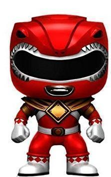 Funko Pop! Power Rangers: Dragon Shield Red Ranger
