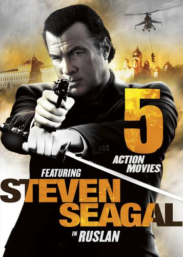 5 Action Movies: Featuring Steven Seagal in Ruslan