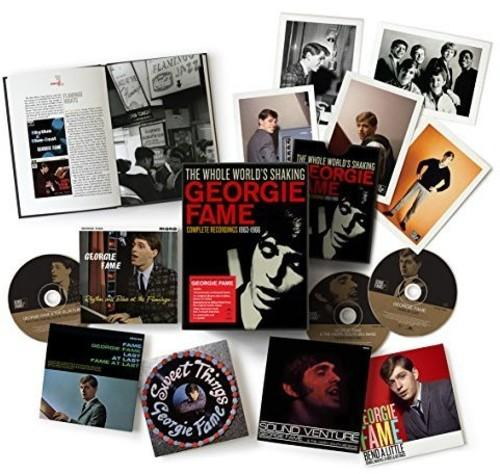 Georgie Fame - Whole World's Shaking: Complete Recordings 1963-1966