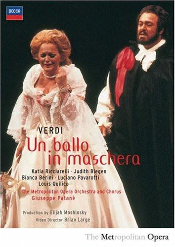 Un Ballo in Maschera (The Metropolitan Opera)