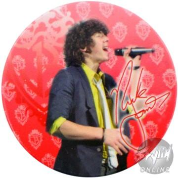 Jonas Brothers Nick Button
