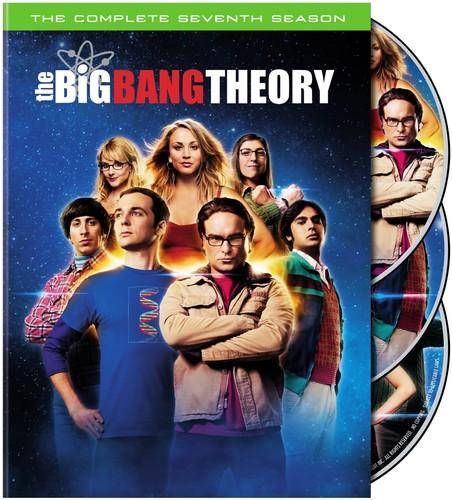 Big Bang Theory: The Complete Seventh Season [3 Discs]