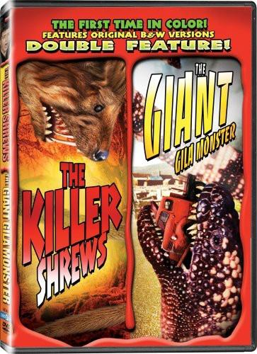 Killer Shrews/The Giant Gila Monster [2 Discs]