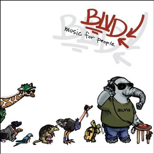 Blvd - Music for People
