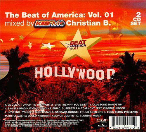 Beat Of America Vol.1 300, , small