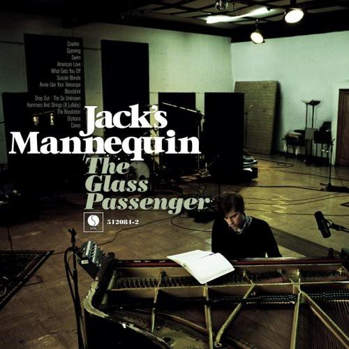 Jack's Mannequin - The Glass Passenger