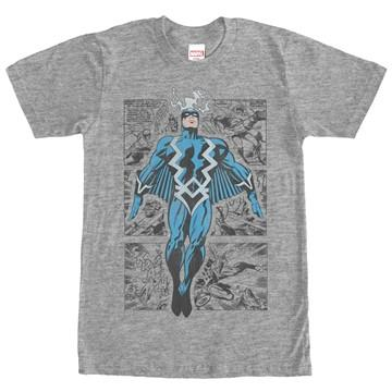 Inhumans Black Bolt Panels T-Shirt