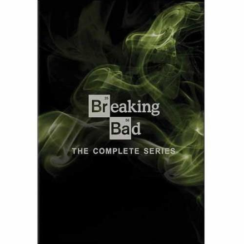 Breaking Bad: The Complete Series, , small