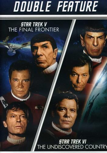 Star Trek V: The Final Frontier/Star Trek VI: The Undiscovered Country [2 Discs]