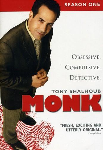 Monk: Season One [4 Discs]