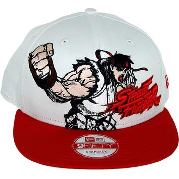 Street Fighter Ryu Portrait Hat, , small