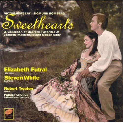 Herbert/ Romberg/ Futral/ White/ Palmer - Sweethearts: Operetta Duos